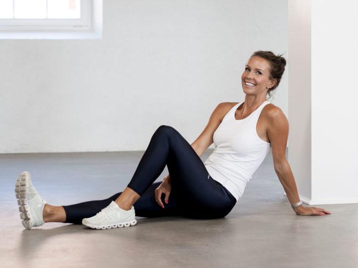 Bra träningsövningar under mensen – träningsprofilen Workout is Passion tipsar